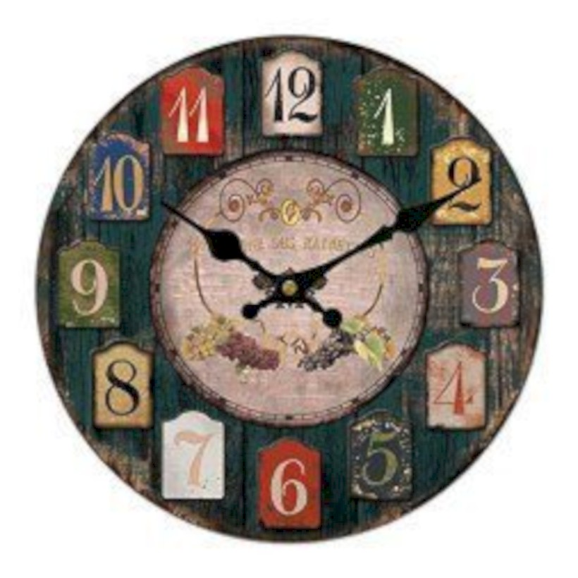 Unique modern style wall clocks inspirations ideas 25
