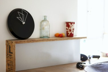 Unique modern style wall clocks inspirations ideas 29