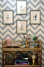 Affordable apartment coffee bar cart inspirations ideas 17