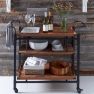 Affordable apartment coffee bar cart inspirations ideas 18
