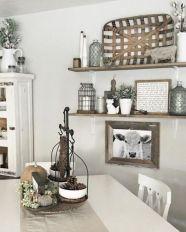 Attractive farmhouse wall decor inspirations ideas (22)