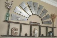 Attractive farmhouse wall decor inspirations ideas (40)