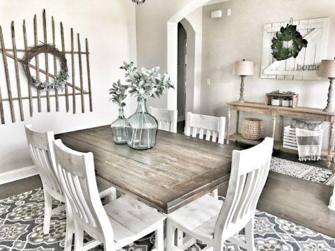 Attractive farmhouse wall decor inspirations ideas (45)