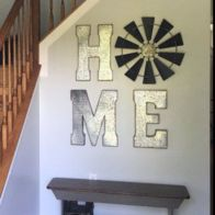 Attractive farmhouse wall decor inspirations ideas (6)
