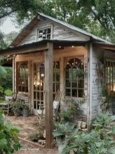 Awesome garden shed design ideas 10