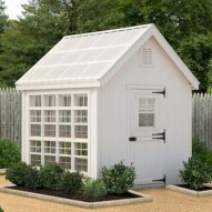 Awesome garden shed design ideas 11