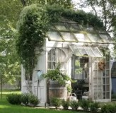 Awesome garden shed design ideas 19