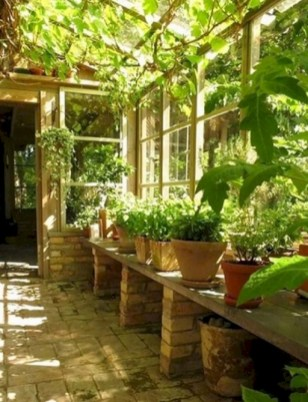 Awesome garden shed design ideas 29