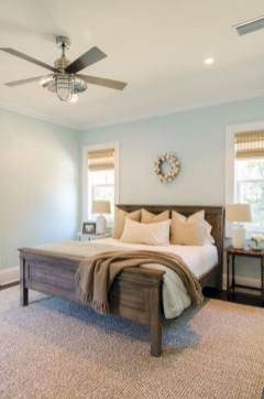 Beautiful farmhouse master bedroom decorating ideas 02