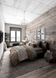 Beautiful farmhouse master bedroom decorating ideas 36
