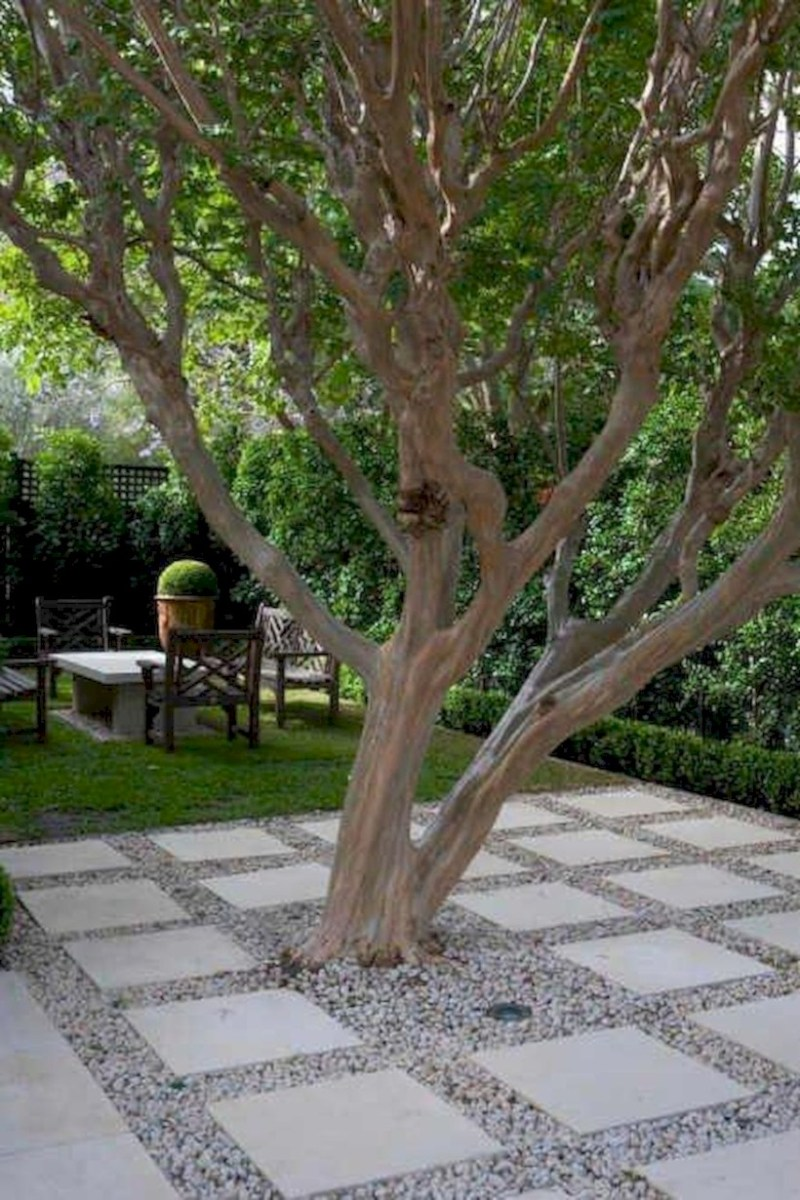 Beautiful Small Garden Design Ideas On A Budget 46 Round Decor