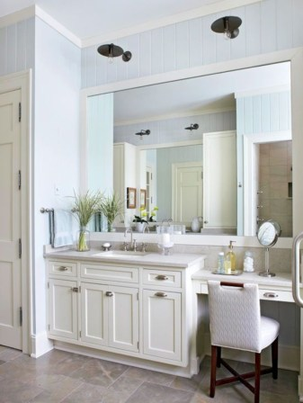 Best bathroom vanity ideas you should have at home (20)