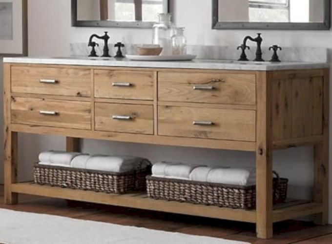 Best bathroom vanity ideas you should have at home (22)
