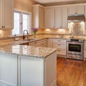 Best small kitchen remodel design ideas 10