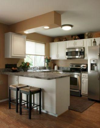 Best small kitchen remodel design ideas 41