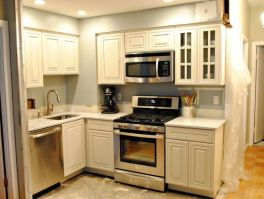 Best small kitchen remodel design ideas 47