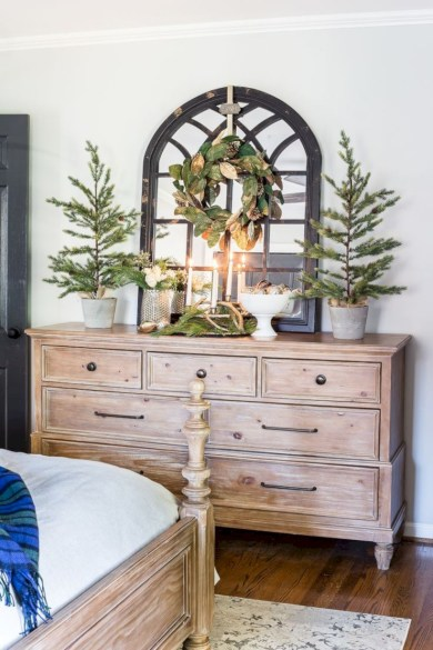 Best tips to makes farmhouse decoration style easily (33)
