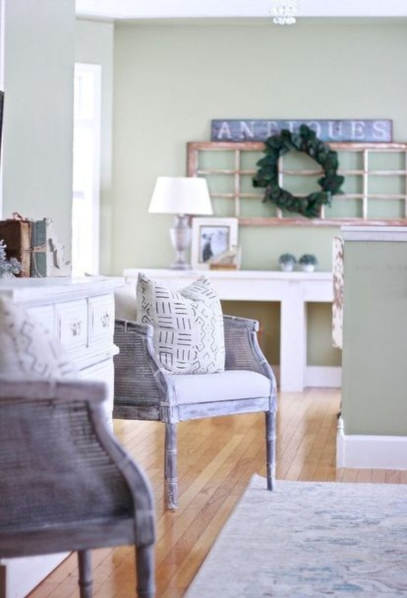 Best tips to makes farmhouse decoration style easily (43)