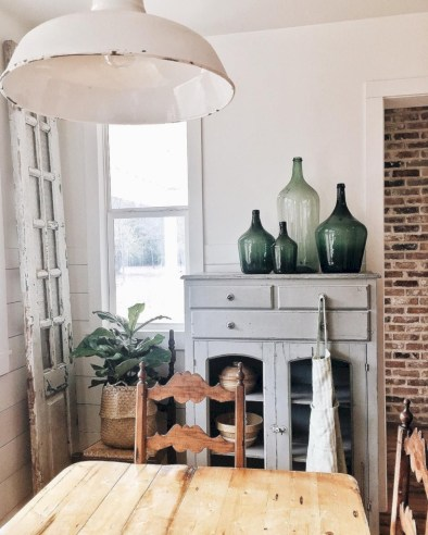 Best tips to makes farmhouse decoration style easily (46)