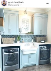 Brilliant small laundry room storage organization ideas on a budget 24