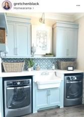 Brilliant small laundry room storage organization ideas on a budget 24