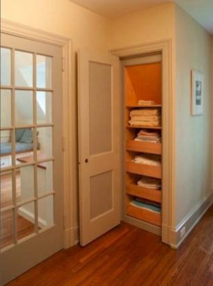 Brilliant small laundry room storage organization ideas on a budget 36