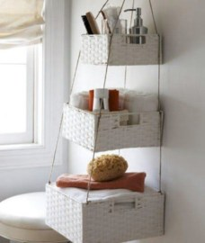Brilliant small laundry room storage organization ideas on a budget 39