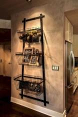 Catchy farmhouse rustic entryway decor ideas 25