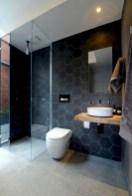 Cool modern geometric concept bathroom designs ideas (14)