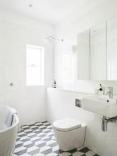 Cool modern geometric concept bathroom designs ideas (15)