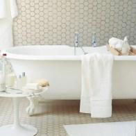 Cool modern geometric concept bathroom designs ideas (17)