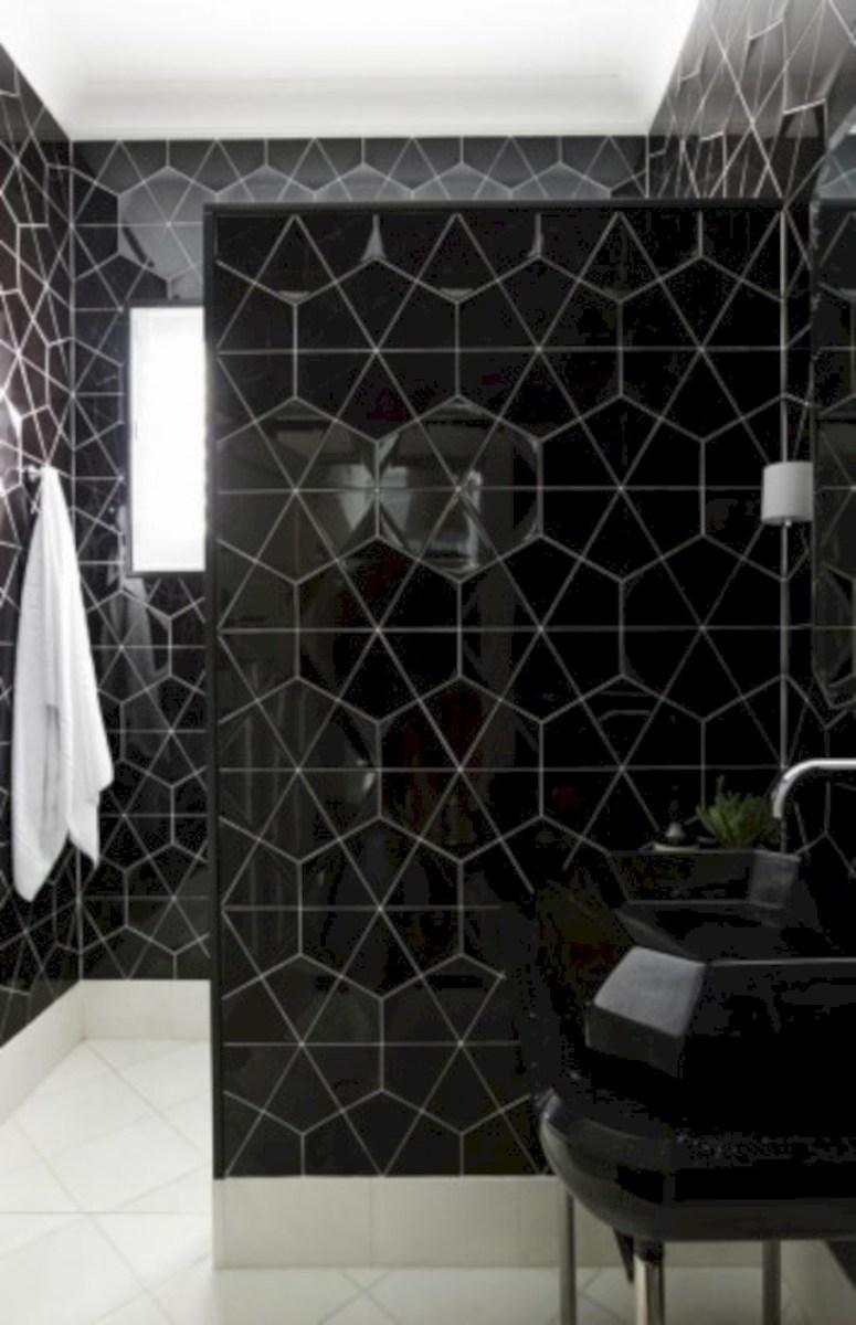 Cool modern geometric concept bathroom designs ideas (2)