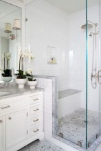 Cool small bathroom remodel inspirations ideas 23