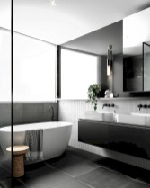 Cozy small scandinavian bathroom design ideas (11)