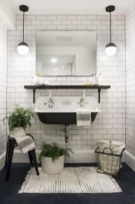 Cozy small scandinavian bathroom design ideas (5)