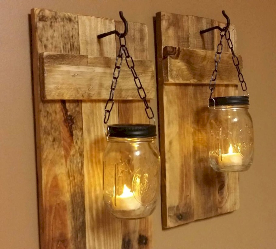 Creative Diy Rustic Home Decor Ideas 02
