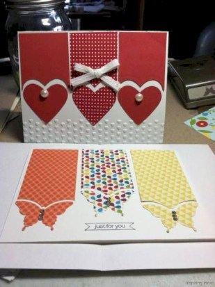 Creative valentine cards homemade ideas 08
