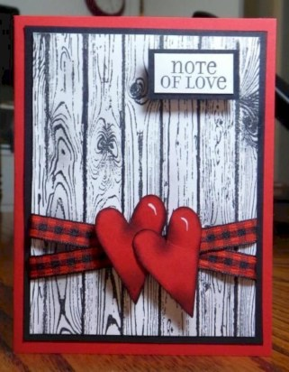 Creative valentine cards homemade ideas 14