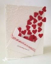 Creative valentine cards homemade ideas 25