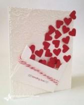 Creative valentine cards homemade ideas 25