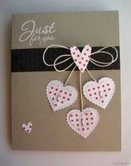 Creative valentine cards homemade ideas 26
