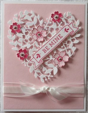 Creative valentine cards homemade ideas 30