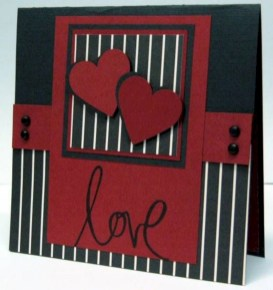Creative valentine cards homemade ideas 33