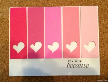 Creative valentine cards homemade ideas 36