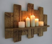 Easy and inexpensive diy pallet furniture inspirations ideas 03