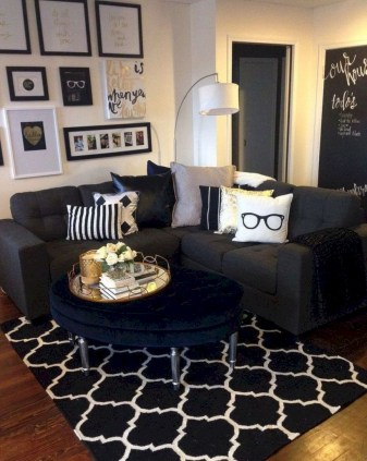 Extremely cozy apartment decorating ideas 19
