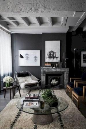 Gorgeous apartement decor men remodeling inspirations ideas (6)