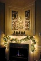 Gorgeous apartment fireplace decor ideas (43)