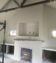 Gorgeous apartment fireplace decor ideas (44)