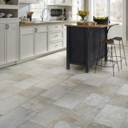 Gorgeous kitchen floor tiles design ideas (20)